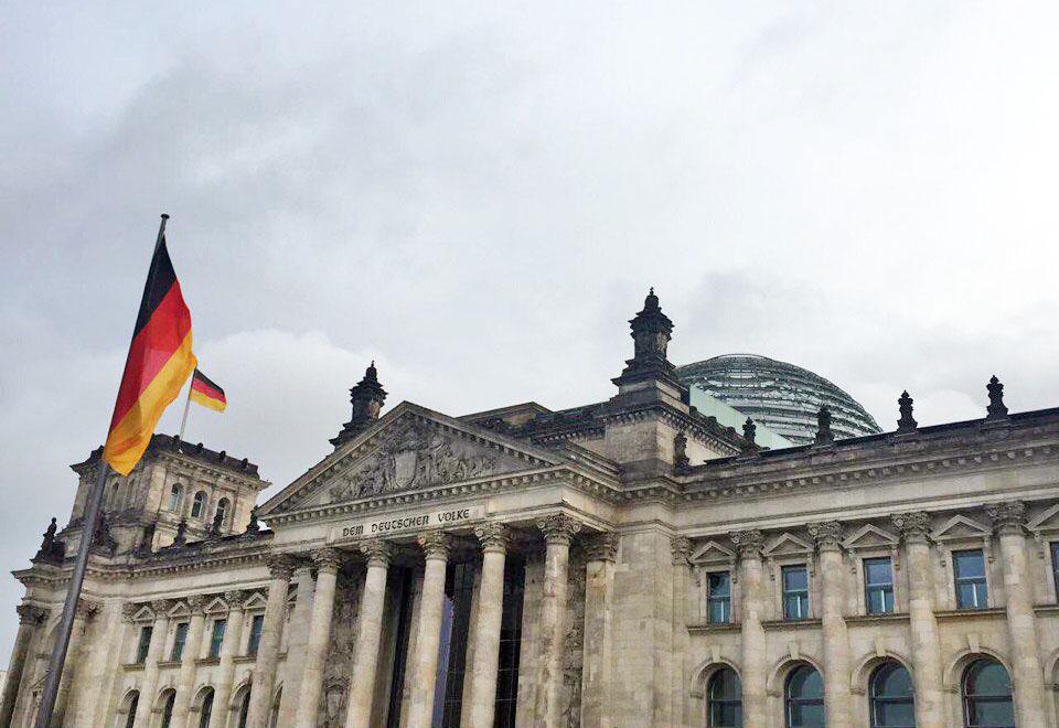 Партия Меркель лидирует перед выборами вбундестаг— опрос ZDF