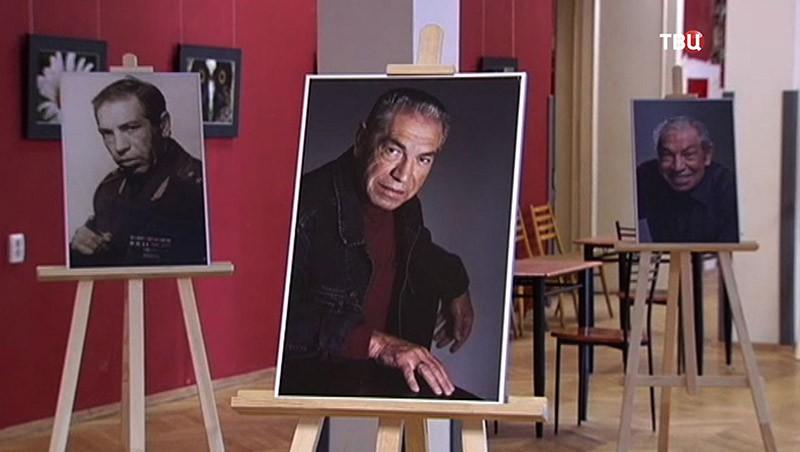 Прощание с актером Владимиром Толоконниковым