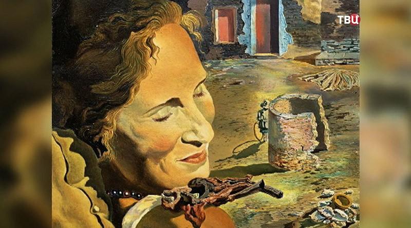 Картина Сальвадора Дали