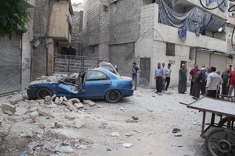 ООН: Ситуация вРакке ухудшилась из-за действий коалиции