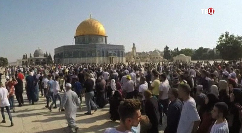 Протесты у Храмовой горы
