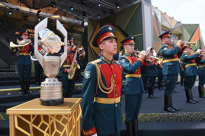 """Церемония открытия Армейских международных игр """"АрМИ-2017"""""""
