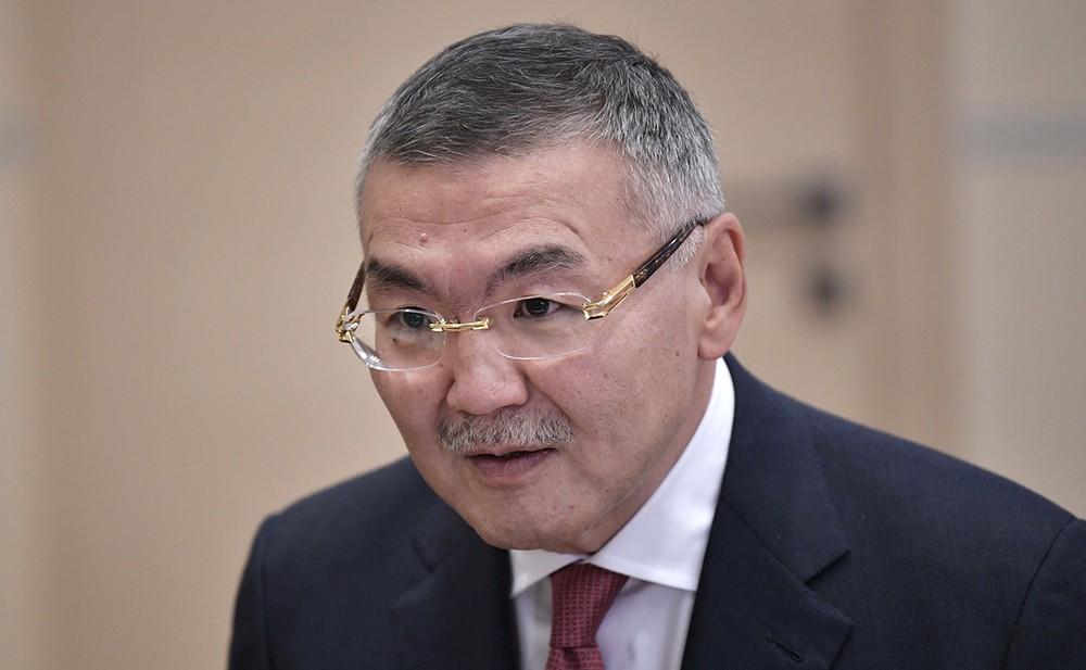 Глава Республики Калмыкия Алексей Орлов