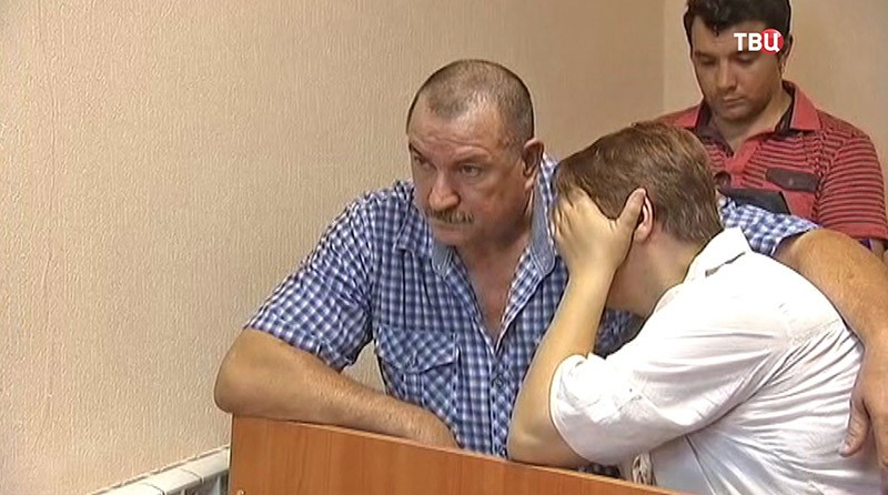 Похитительница Елена Спахова и ее муж