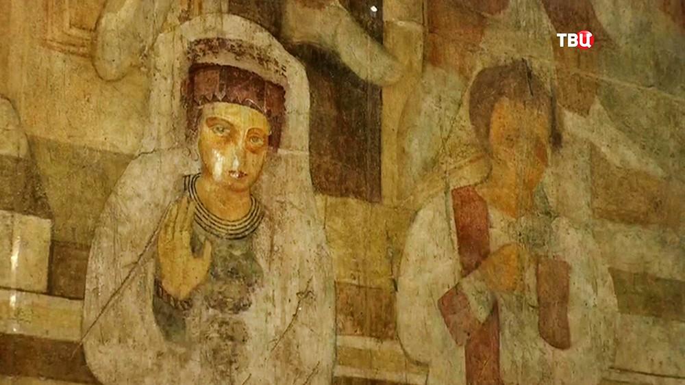 Находки изПальмиры выставлены в государственном музее Дамаска