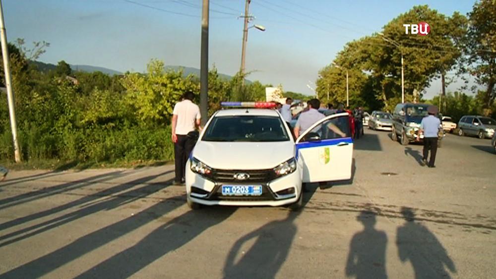 Полиция Абхазии