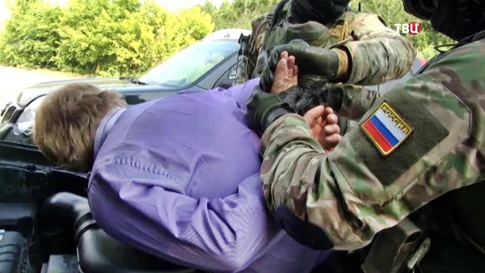 Спецоперация ФСБ