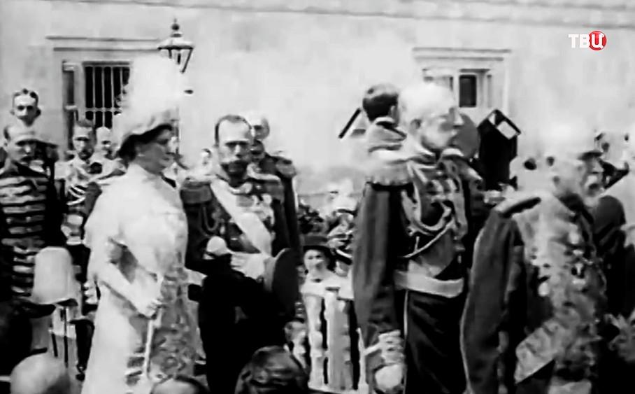 Николай II и Александра Фёдоровна