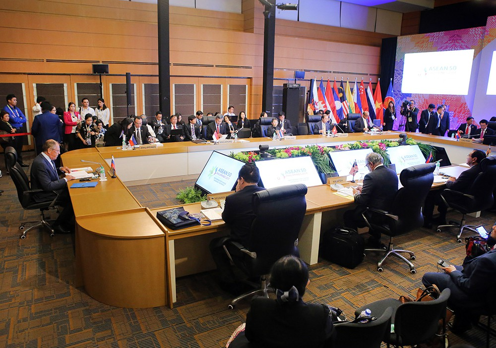 Сергей Лавров принял участие в Восточноазиатском саммите и форуме АСЕАН