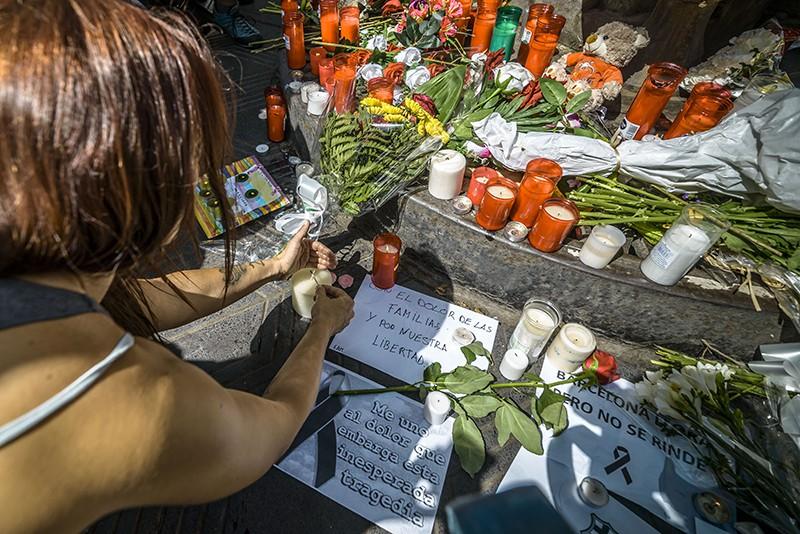 Траур в Испании