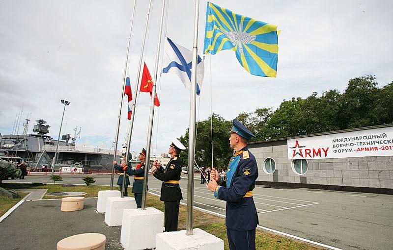 """Международный военный форум """"Армия"""""""