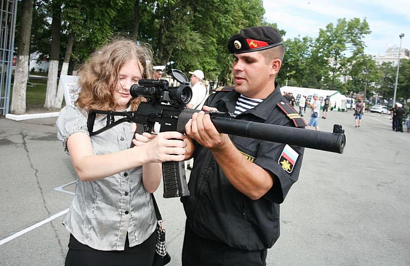 Выставка вооружения