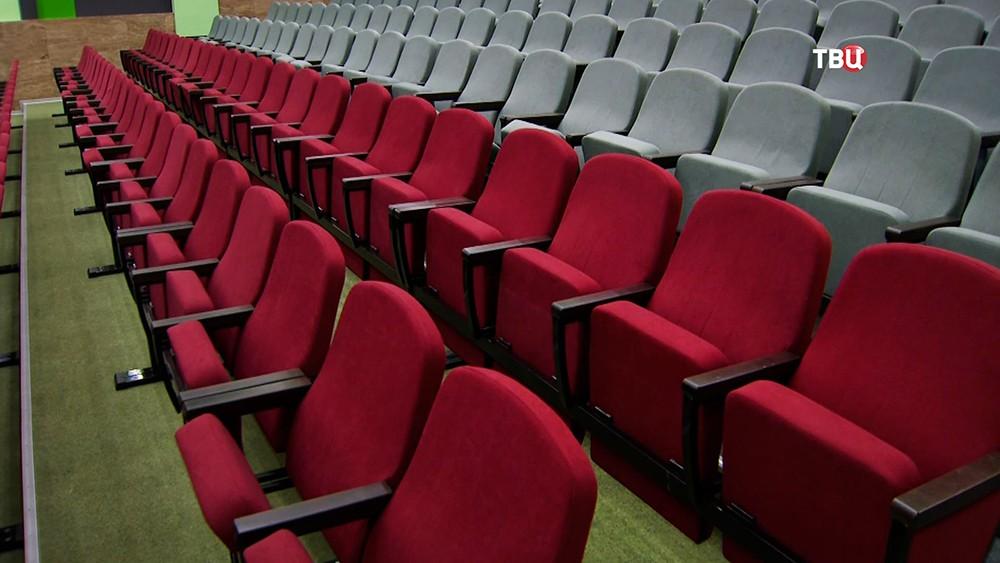 Актовый зал в школе