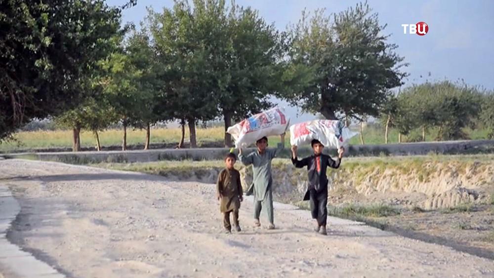 Дети в Афганистане