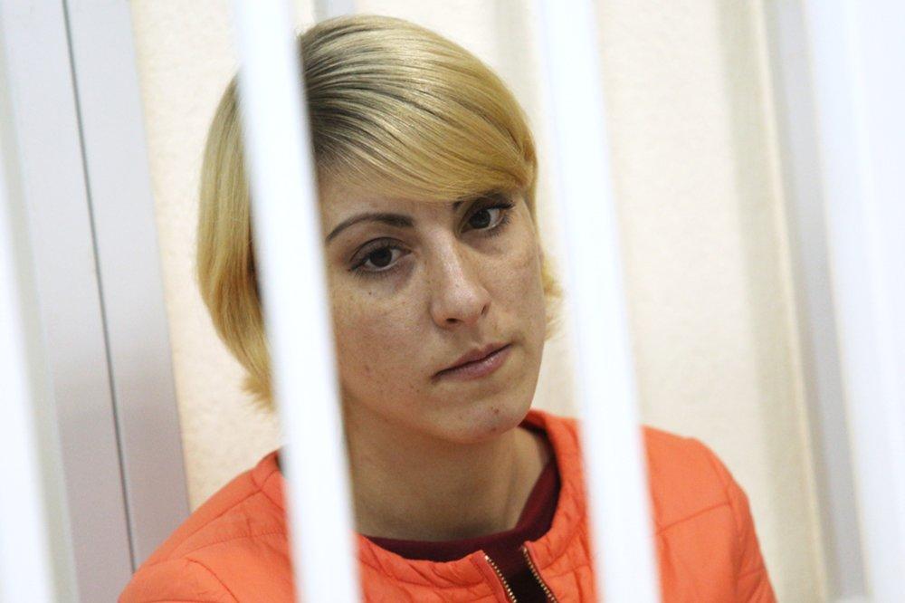 Обвиняемая в наезде на шестилетнего ребенка в Балашихе Ольга Алисова