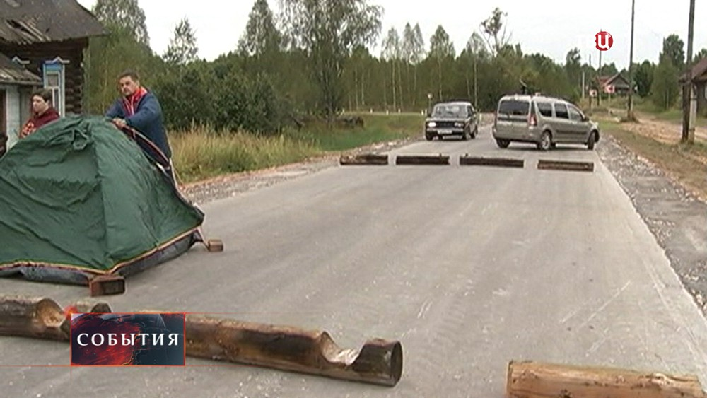СК узнает, как под Нижним Новгородом построили дорогу через дом