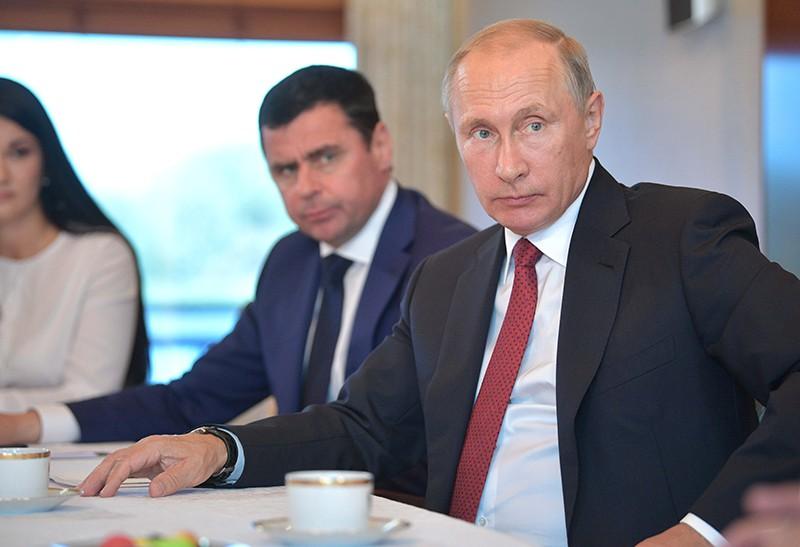 Рабочая поездка Владимира Путина в Ярославскую область