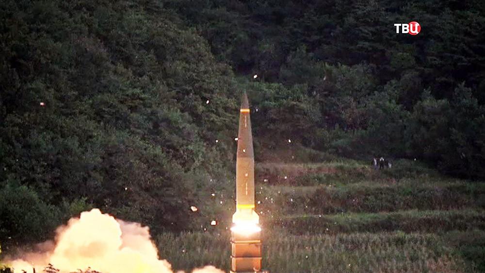 Военные учения в Южной Корее