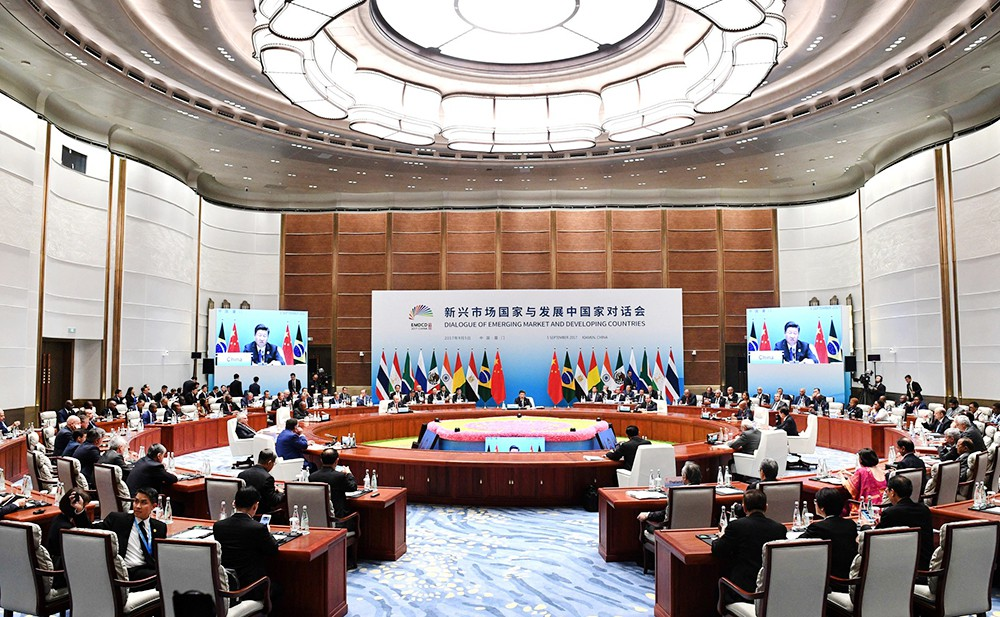 Саммит Брикс в Китае