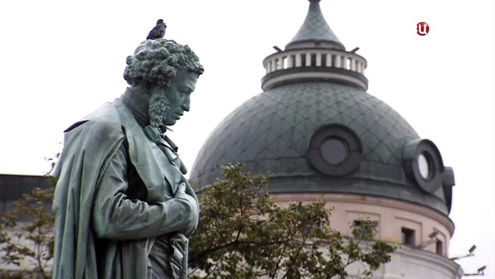 Памятник А. С. Пушкину