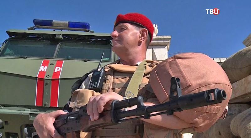 Военная полиция в Сирии