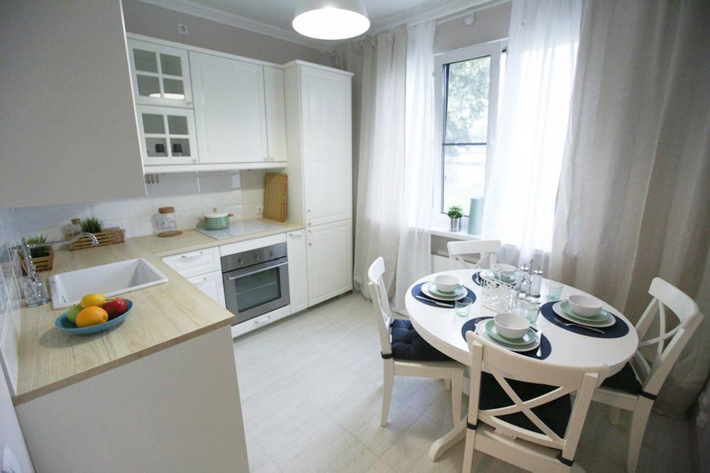 Новый шоу-рум по программе реновации жилья на ВДНХ