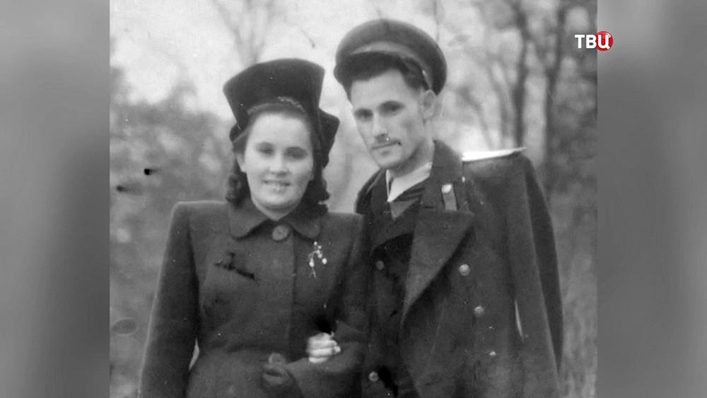 Николай и Кира Новиковы