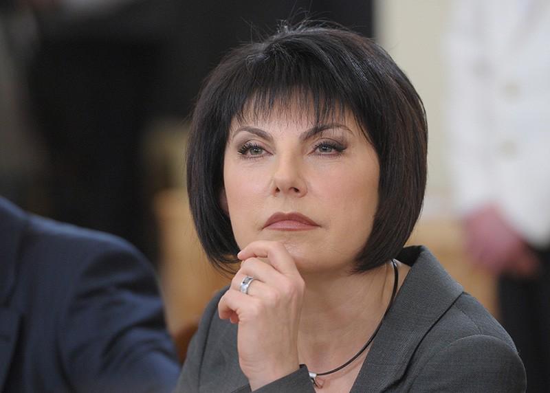 Главный редактор информационной службы НТВ Татьяна Миткова