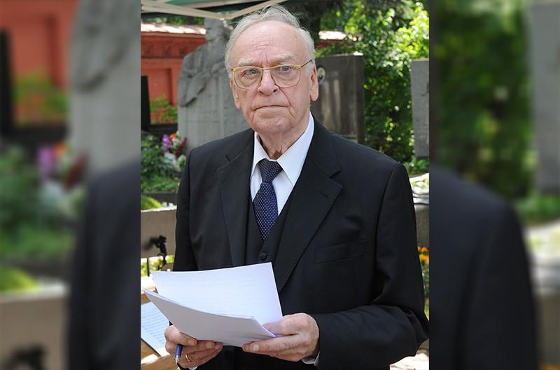 Телеведущий Игорь Кириллов
