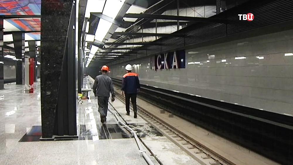 Переход между станциями метро «Динамо» и«Петровский парк» построят к 2018-ому году