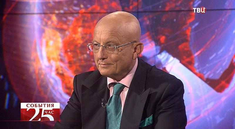 Декан факультета мировой экономики и политики Высшей школы экономики Сергей Караганов