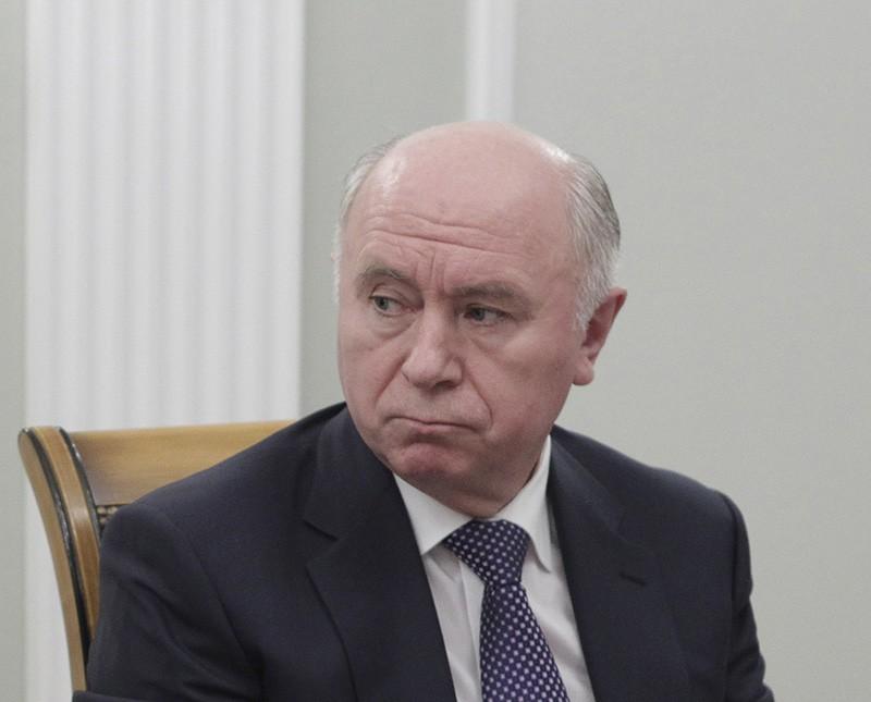Николай Меркушин
