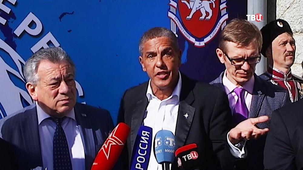 """Актер фильма """"Такси"""" Сами Насери"""