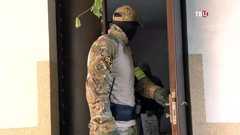 Бойцы ФСБ