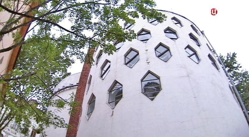 Дом архитектора Константина Мельникова