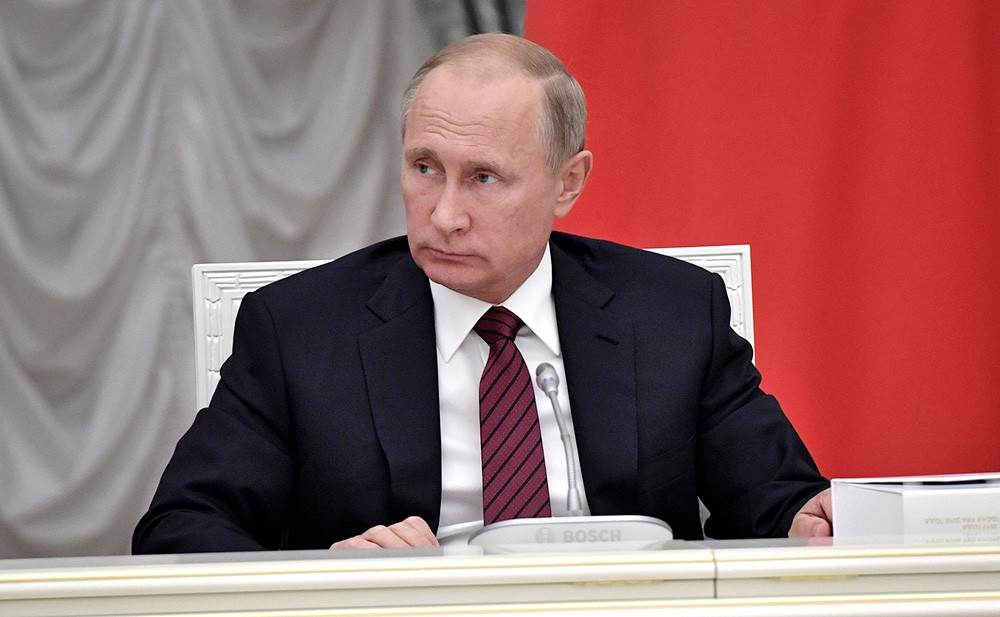 Путин сказал, что необходимо учесть при подготовке кпроведениюЧМ