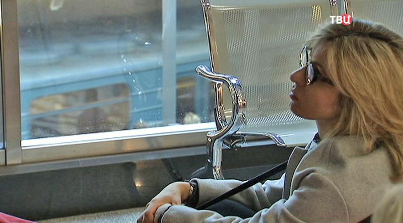 Мобильный планетарий в метро
