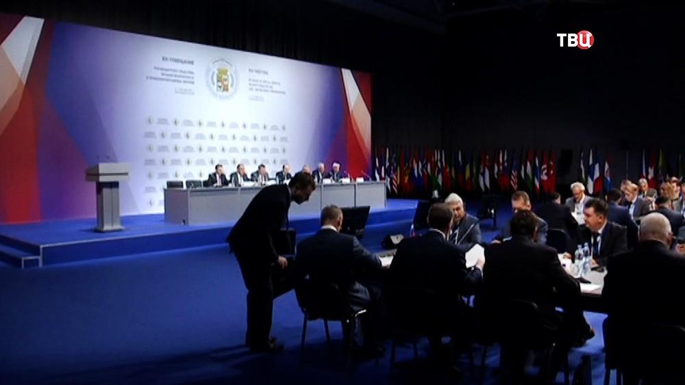 Совещании руководителей спецслужб, органов безопасности и правоохранительных органов иностранных государств-партнеров ФСБ России