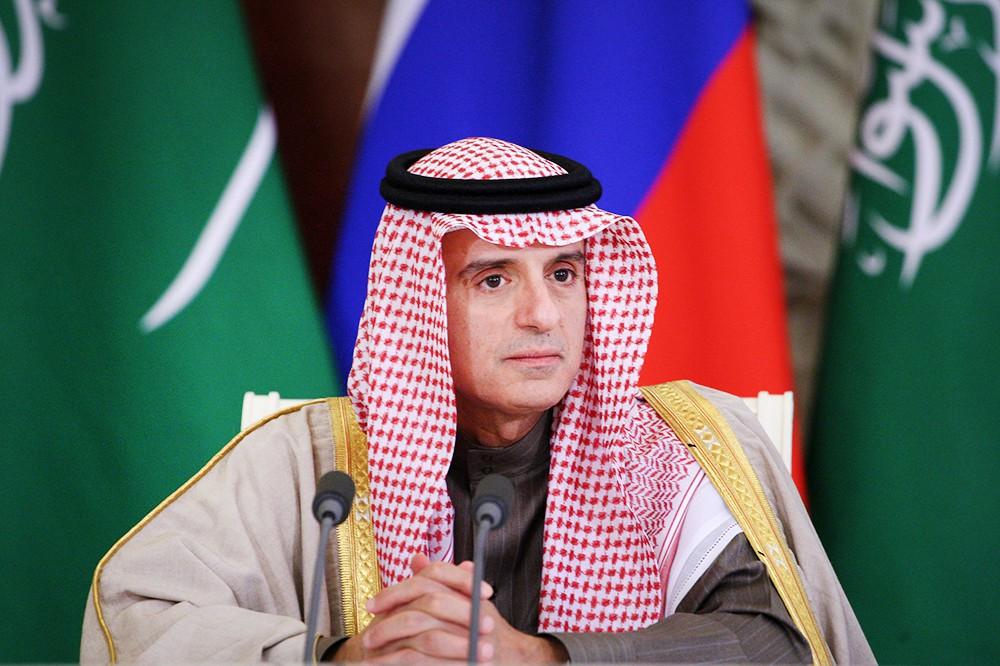 Министр иностранных дел Саудовской Аравии Адель Аль-Джубейр