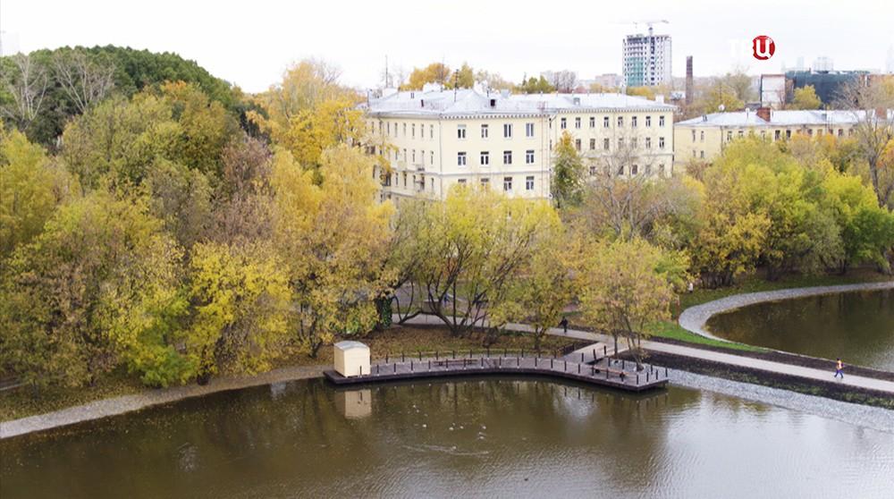 """Столичный парк """"Усадьба Михалково"""""""