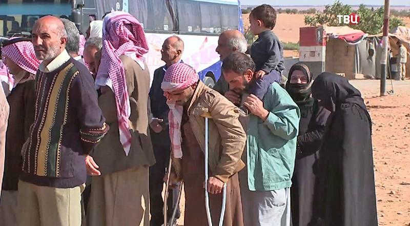 ВСирии сложили оружие 65 боевиков