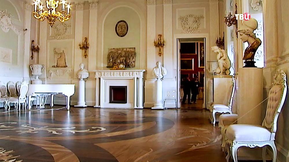 Интерьеры Гатчинского дворца