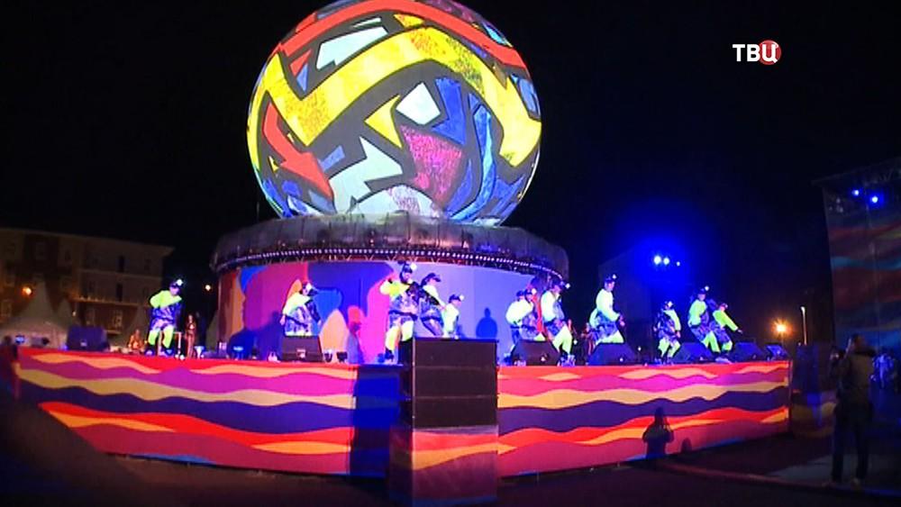 Фестиваль молодежи и студентов в Сочи