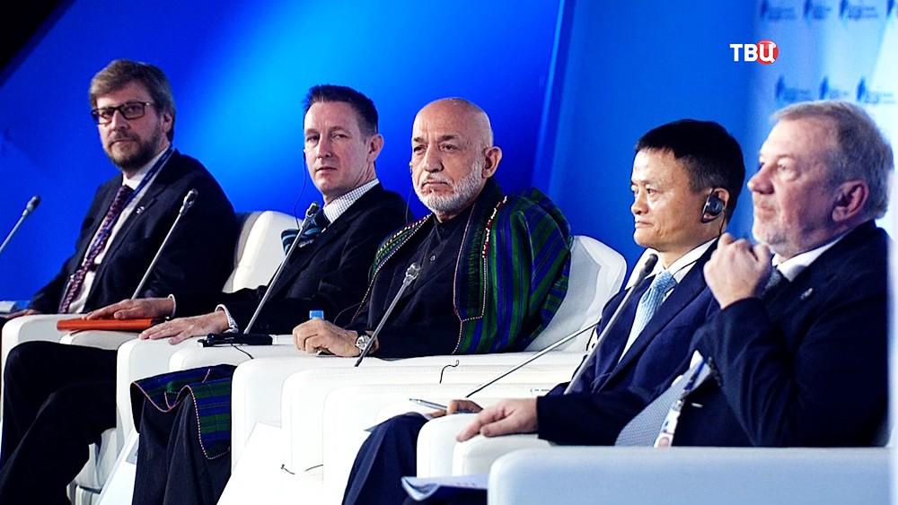 """Участники заседания Международного дискуссионного клуба """"Валдай"""""""