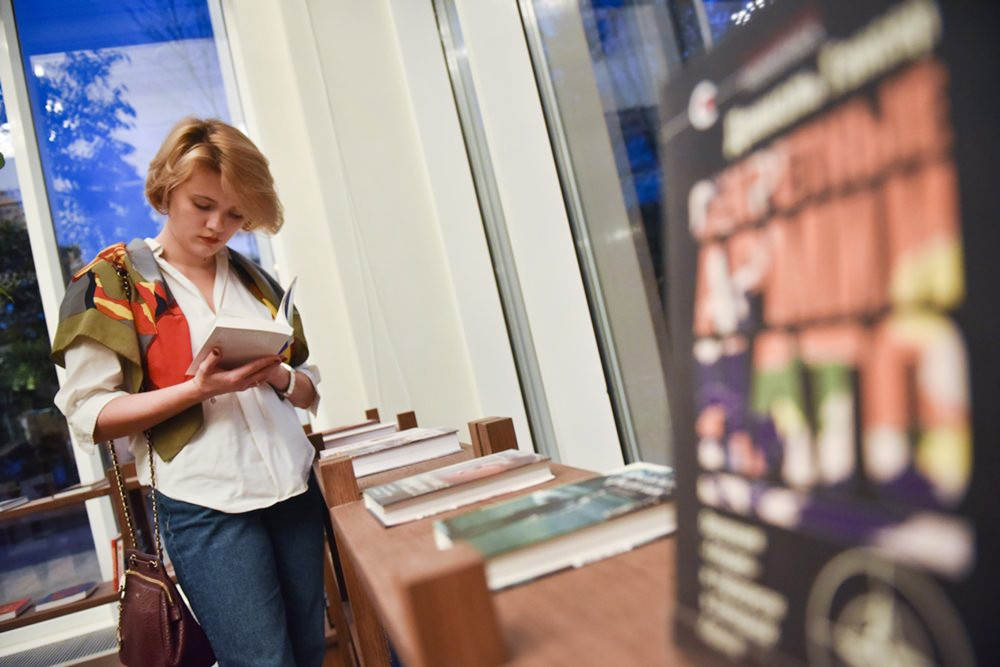 """Открытие павильона """"Книги"""" на ВДНХ"""