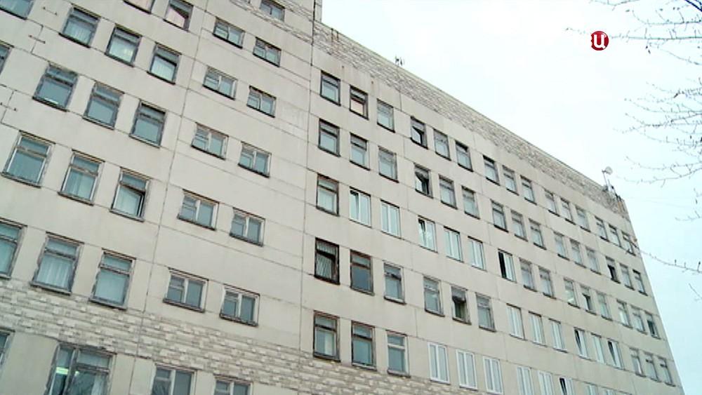 Березовская центральная больница