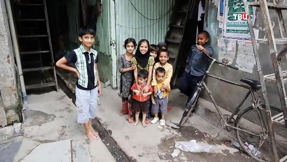 Дети в третьих странах