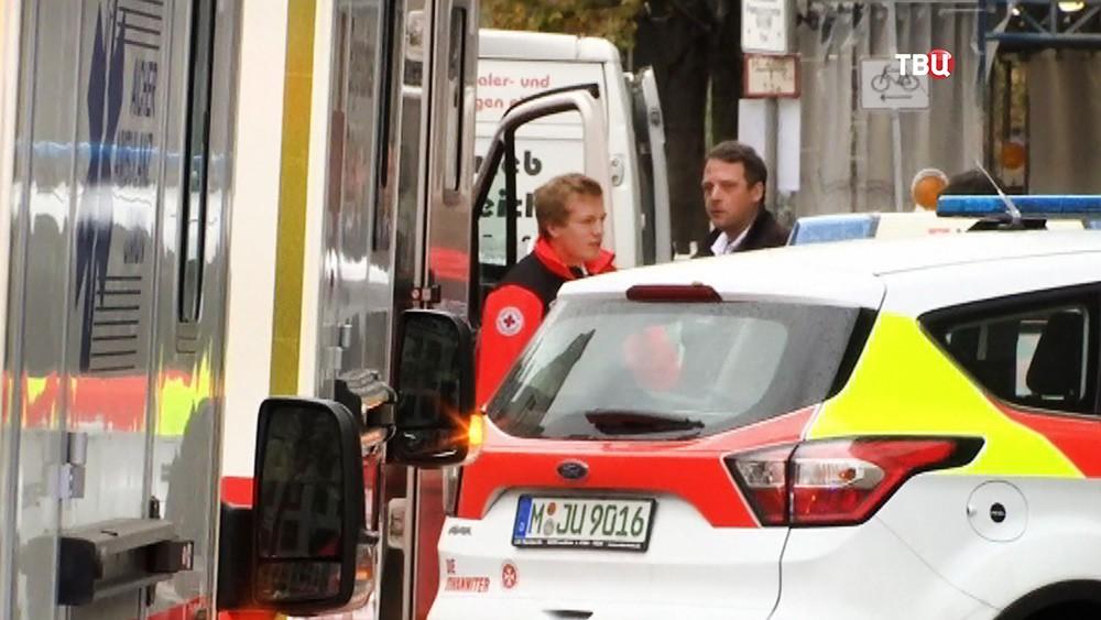 Врачи скорой помощи в Германии