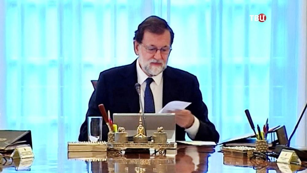 Мадрид пригрозил Каталонии лишением статуса автономии