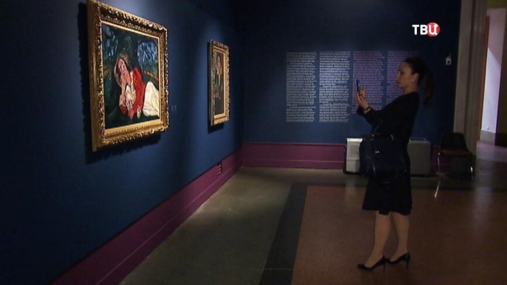 Выставка работ Хаима Сутина в Пушкинском музее